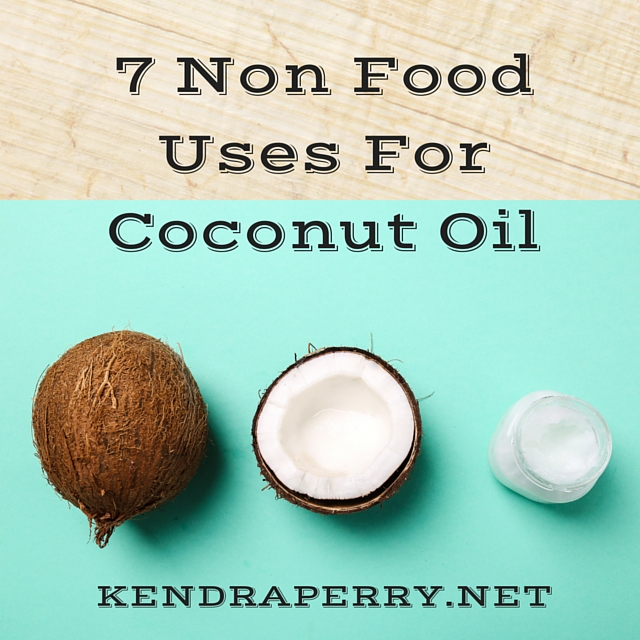 7 Non Food Uses For Coconut Oil