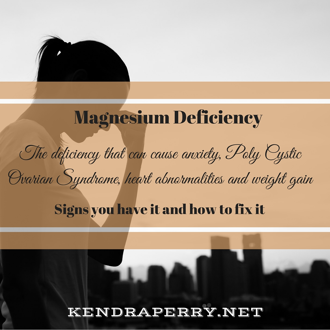 Magnesium Deficiency (2)