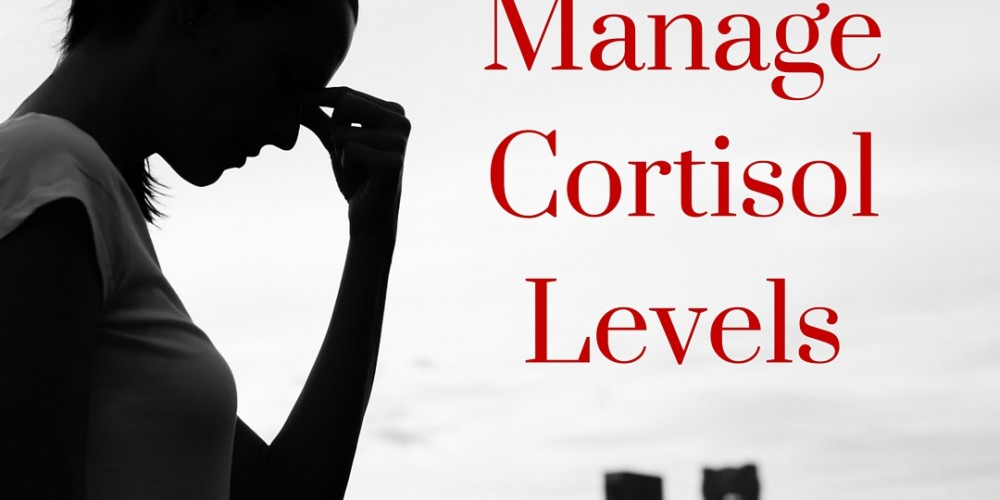 How to manage cortisol levels