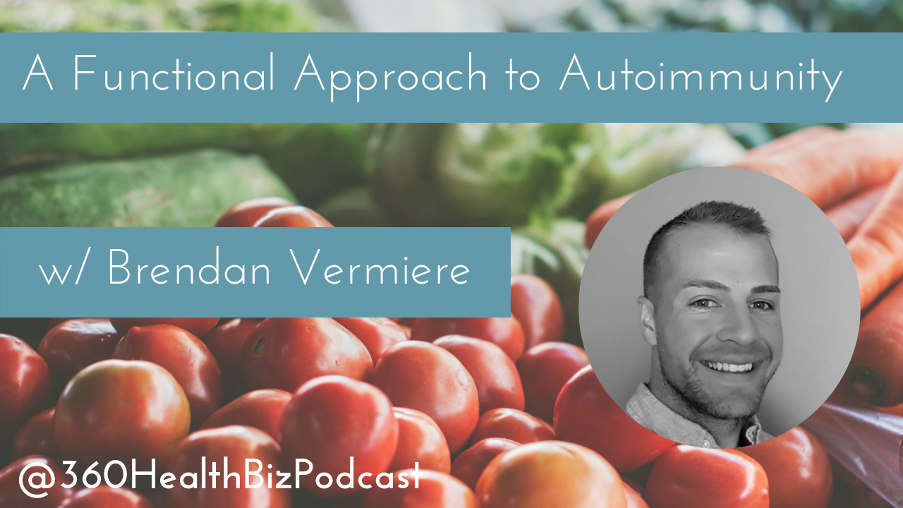 A Functional Approach to Autoimmunity with Brendan Vermiere