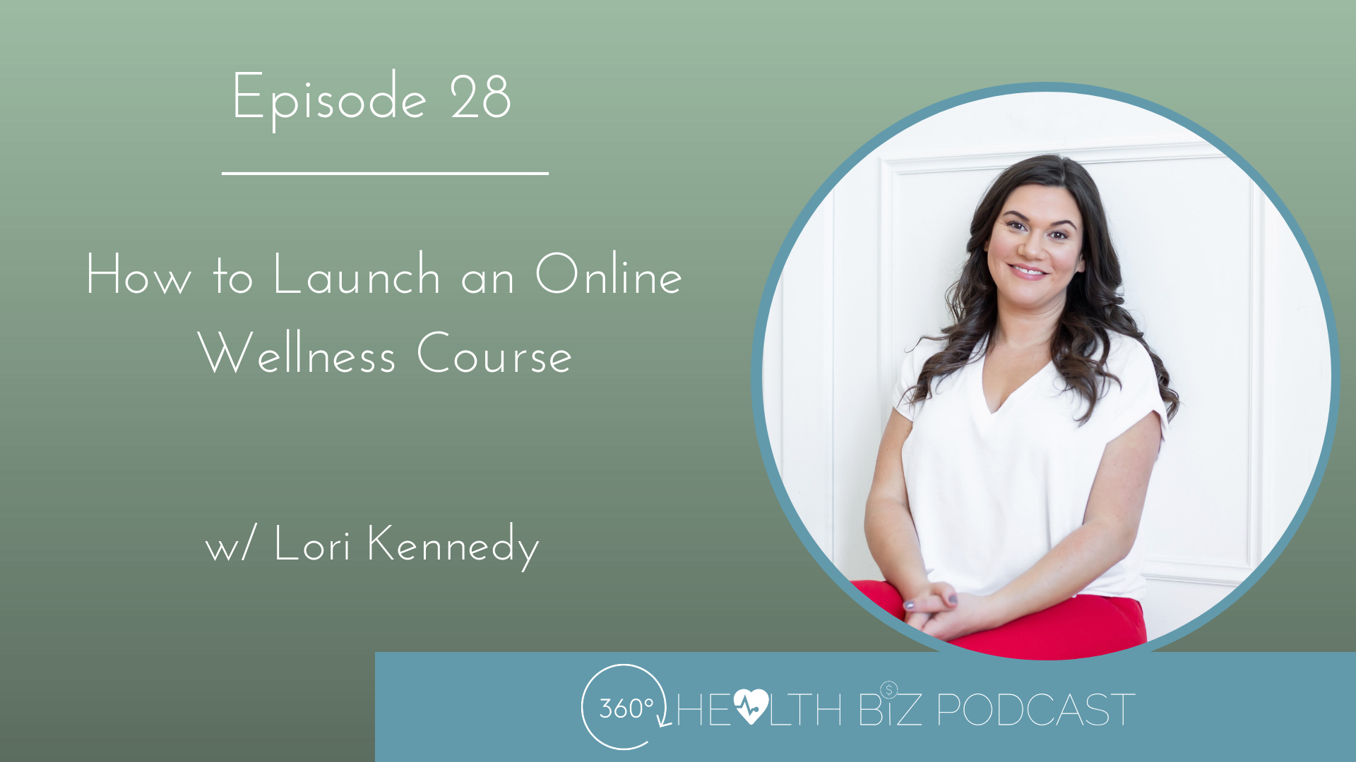 How to Launch an Online Wellness Course