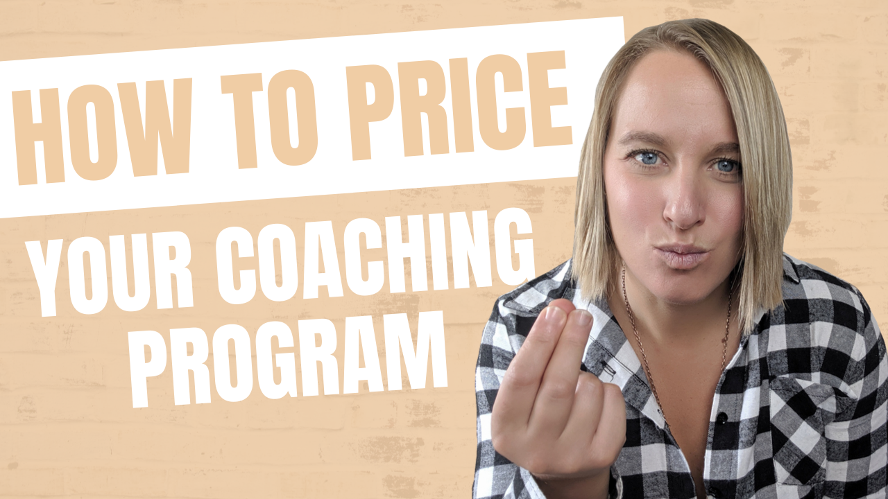 Pricing Methods & Strategies for Your Signature Health Coaching Program