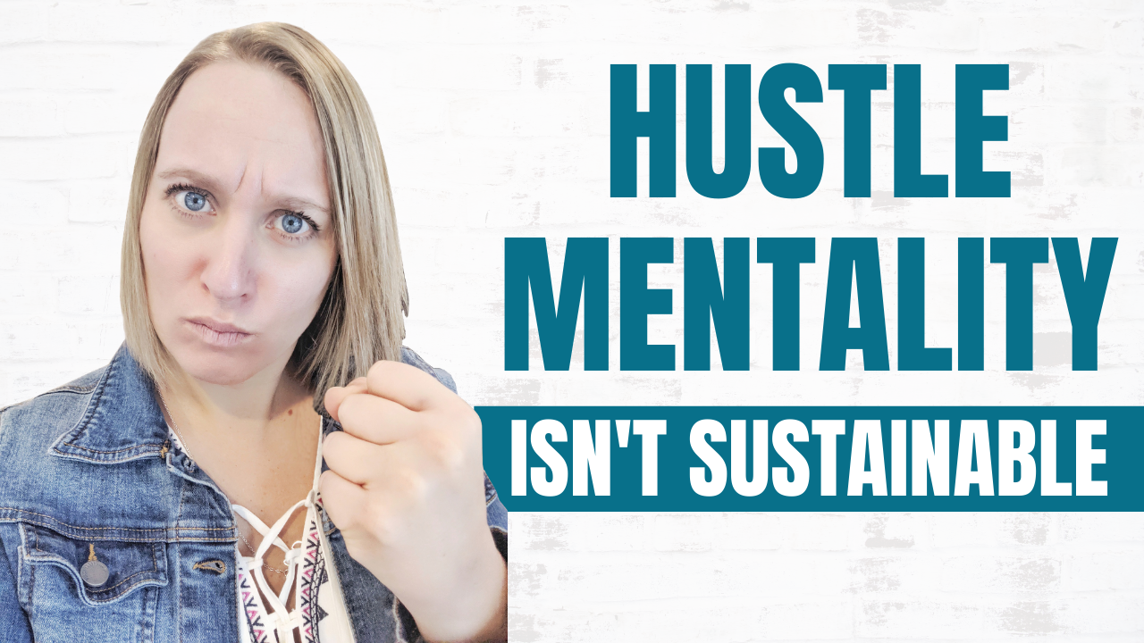 Hustlers Mentality in Your Health Coaching Business