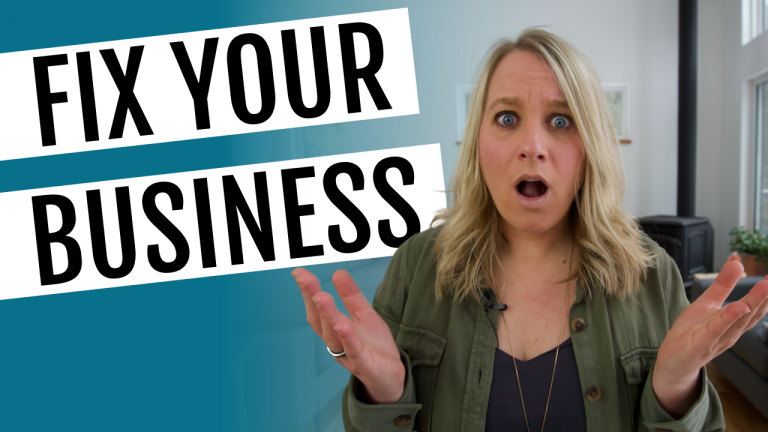 Wellness Coach Business Help :: Why You Haven't Cleared 5K per Month Yet!